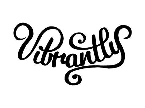 designspiration lettering hand drawn words