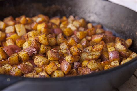 how to make home fries step by step macheesmo