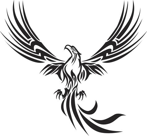 simple phoenix tattoo designs designs