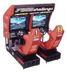 Sega F355 Challenge Sega 1999 F355 Challenge Arcade Racing