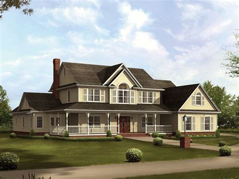 Two Story Country House Plans by Two Story Low Country House Plans House Design Plans