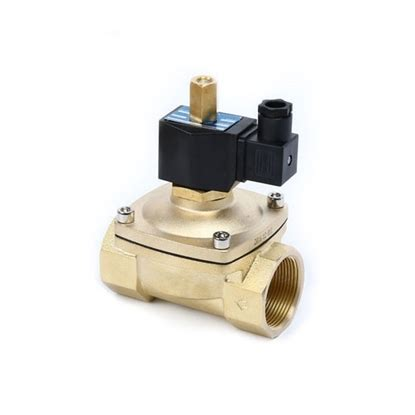 1 Normally Open Solenoid Valve by Solenoid Valves 2 Way 3 Way 5 Way Ato