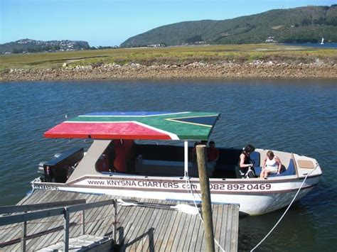boat tour knysna the boat we were on picture of knysna lagoon oyster tour