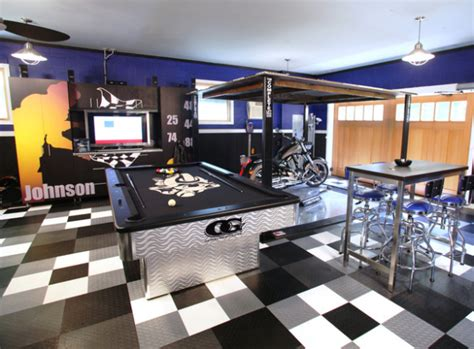 cool garage ideas 15 cool garage man cave ideas home design and interior