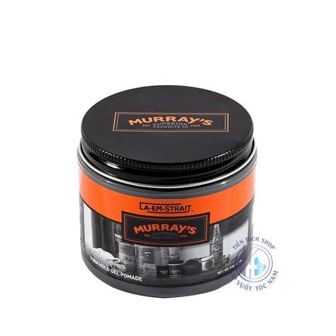 La Em From Murray S Pomade gel vuốt t 243 c murrays la em strait firm hold gel pomade usa
