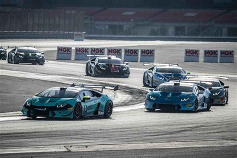 Lamborghini Gewinnen by Konrad Motorsport Gewinnt Lamborghini Trofeo Middle