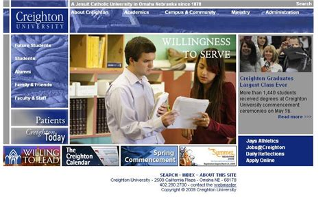 Http Www2 Indstate Edu Business Mba Program Htm by Creighton Omaha Ne Tuition And Address