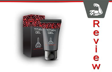 titan gel review potent natural male enhancement cream