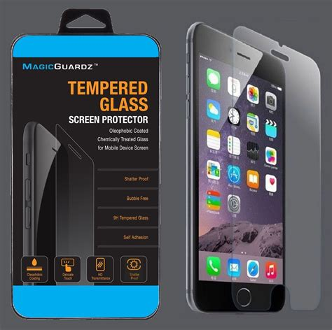 Tempered Glass Iphone 6 6s Screen Guard Warna Color Nano Slim Premium premium real tempered glass screen protector for 4 7 quot iphone 6 ebay