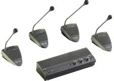 Mic Podium Conference Bosch Ccs 1200 conference microphone systems m r communications