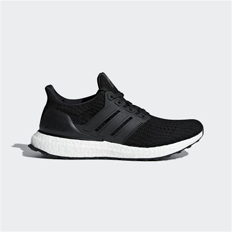 adidas womens ultra boost running shoes black tennisnuts