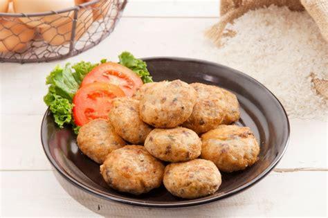 variasi  membuat perkedel kentang lezat ala restoran