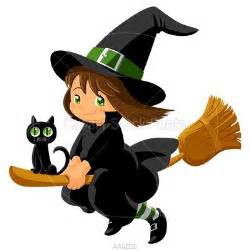 cartoon halloween witches free download clip art free