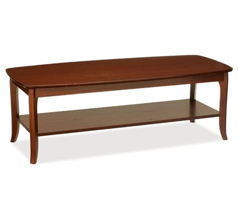 pottery barn coffee table rectangular coffee table pottery barn