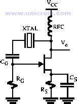 oscilacion resonante oscilador de cristal resonante serie y paralelo