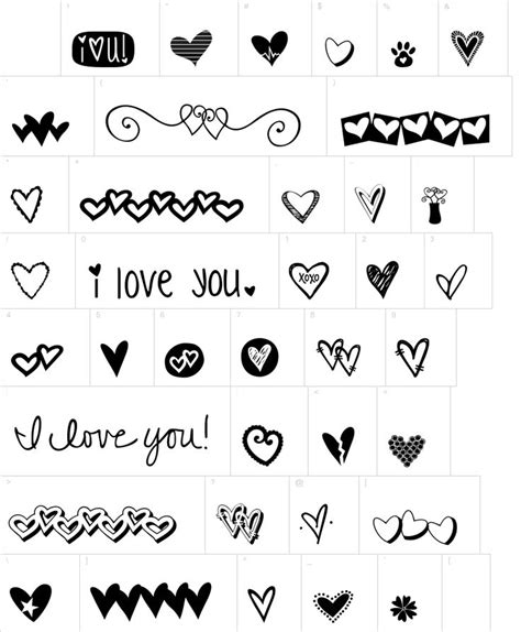 Wedding Font Dingbats by 98 Best Dingbats Images On Arabesque Dingbat