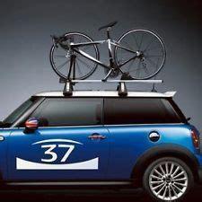 Bike Rack For Mini Cooper Hardtop by Mini Cooper Fork Mounted Racing Bike Bicycle Rack Holder