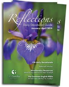 reflections for the call a devotional for preachers books reflections daily devotional guide