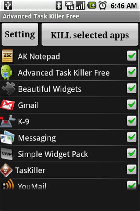 android task killer does your android device really need a task killer