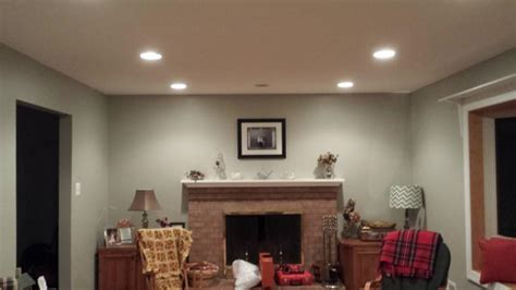 best way to light a room can lights in living room marceladick com
