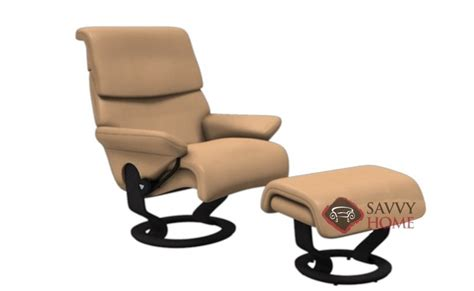 stressless dream recliner dream leather chair by stressless is fully customizable by
