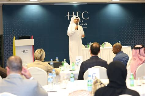 Executive Mba Programs In Bahrain by Hec In Qatar Welcomes Executive Mba Class Of 2018