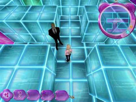 film barbie agent secret let s play barbie secret agent part 1 9 training youtube