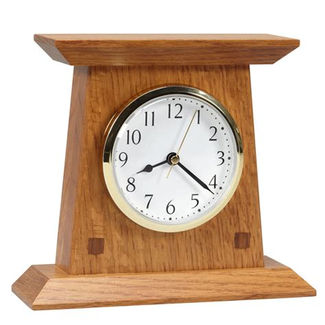 Small Desk Clocks Small Desk Clocks Small Two Tone Wooden Desk Clock Made Of Oak And Burnt Poplar Swiss Nouveau