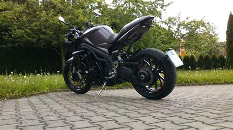 Motorrad Kennzeichenhalter Bauen by Seltener Kzh Mit Effektivem Spritzschutz 515nj 1050 Ccm