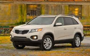 2012 Kia Sorrento 2012 Kia Sorento Reviews And Rating Motor Trend