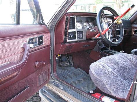 1990 jeep wagoneer interior 1990 jeep wagoneer interior 2018 cars models