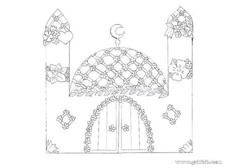 eid card template 155 best images coloriages images on ramadan