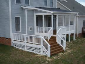 Small Circle Rugs Wake Forest Screen Porch And Side Deck From Curtis Construction Group Llc In Raleigh Nc 27616