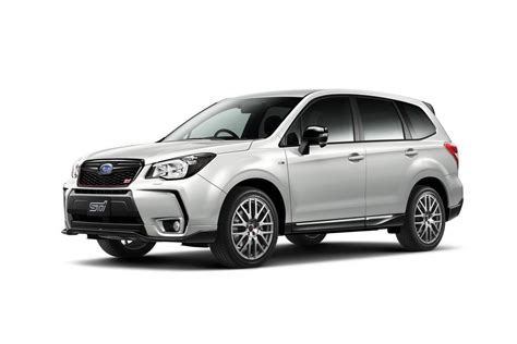 Subaru 2015 Suv by 2015 Subaru Forester Ts Suv Launched In Japan