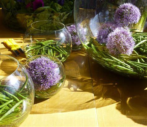 fiori d aglio d 233 cor della tavola fagiolini e fiori d aglio cucina