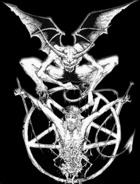 imagenes mas satanicas del black metal malamuerte dios de la muerte en la oscuridad lucifer el