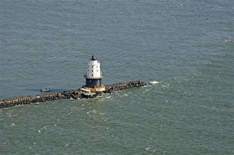 boat slips for rent lewes de harbor of refuge lighthouse in lewes de united states