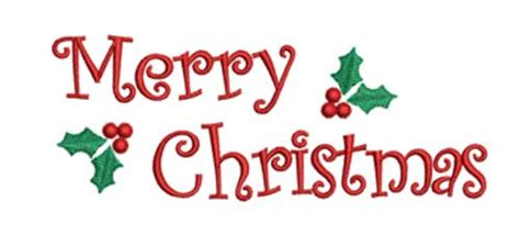 merry christmas  embroidery design love  sew