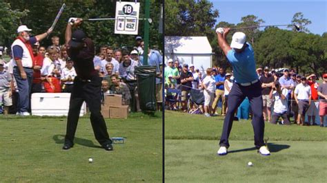 tiger woods perfect swing 2015 players chionship tiger woods swing breakdown