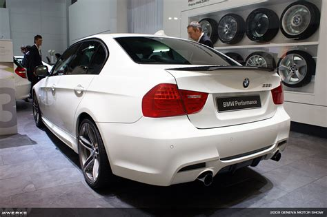 view of bmw 335i sedan photos features and tuning