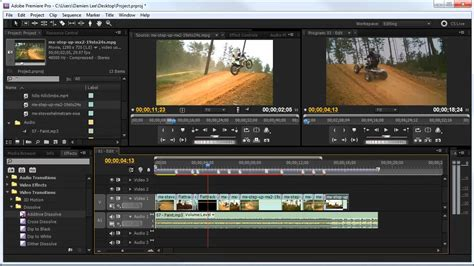 adobe premiere pro video editing software howto basic video editing premiere cs5 youtube