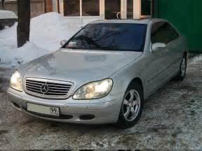 S320 Mercedes 2000 Mercedes S320 Pictures For Sale