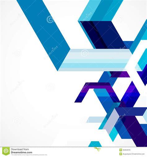 imagenes vectores abstractas plantilla vector y ejemplo abstractos geom 233 tricos azules