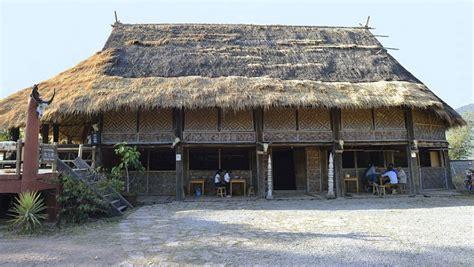 beragam rumah tradisional asal china  bentukan istana