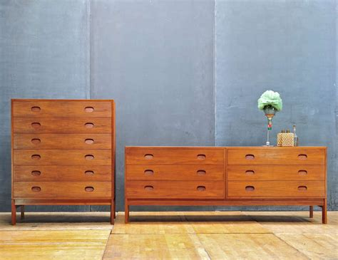 long bedroom dresser 1950 s vitre danish mid century modern long teak bedroom