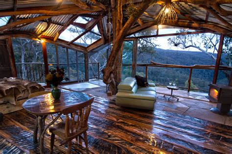 Blue Mountains Cabins by Australian Landscape And Travel Photography