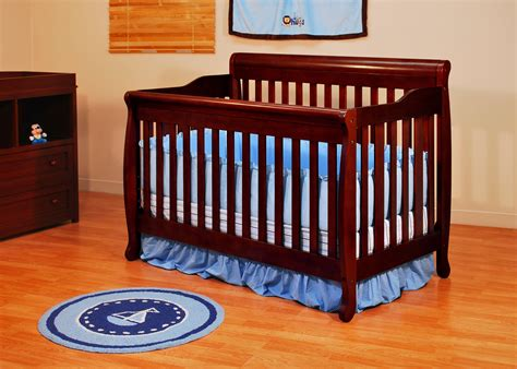 3 In One Baby Crib Afg 3 In 1 Crib W Guardrail