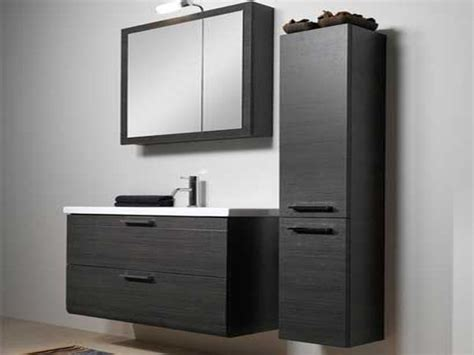 Bathroom Furniture : Contemporary Bathroom Vanities For