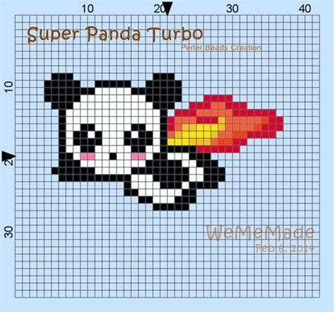 pattern in turbo c 28 best my perler beads creation pattern images on
