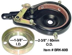 All Systems Brake Service Mineola Adjustment How Can I Stop A Belt Brake Band Brake From